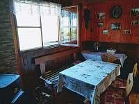 Ubytování v chatě na Pastvinách - k pronajmutí
