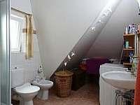 Koupelna - apartmán k pronájmu Radíkov