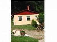 Chata Pampeliška - vila k pronájmu Plumlov u Prostejova