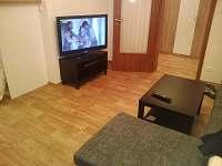 Apartmán Olomouc obývák
