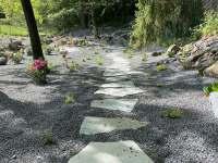 Klidová zahrada u lesa - Závada