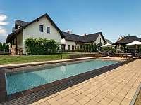 Slaný krytý bazén - Závada