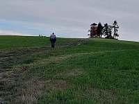 cesta na Těchanovickou vyhlídku - Kružberk