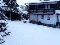 Zima 2021 - pronájem chaty Kružberk