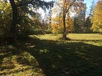 Okolní příroda- barvy podzimu - Spálov