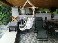 Letní kuchyně - chata ubytování Hlubočky
