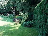 Zahrada - chalupa k pronájmu Písařov