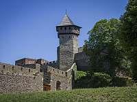 Helfštýn - pronájem chaty Přerov - Penčice