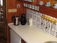 Kuchyně 2 - pronájem chaty Přerov - Penčice