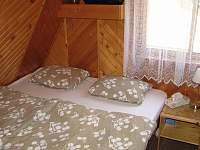 Ložnice 1 - chata ubytování Přerov - Penčice