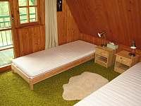 Ložnice 2 - chata k pronájmu Přerov - Penčice