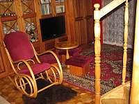 Obývací pokoj - chata k pronajmutí Přerov - Penčice