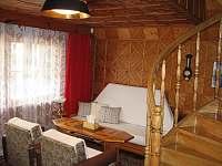 Obývací pokoj - chata k pronájmu Přerov - Penčice