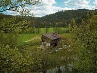 Údolí černého čápa - pronájem chalupy - 25 Hradec nad Moravicí