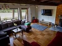 Obývací pokoj s možností přistýlek - Hradec nad Moravicí