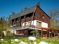 Údolí černého čápa - chalupa ubytování Hradec nad Moravicí