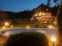 ubytování na chatě k pronajmutí Hradec nad Moravicí