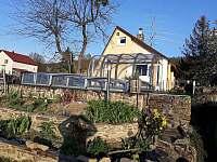 Týn nad Bečvou chata  pronájem
