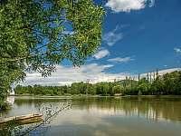 Chata Liduška - Selský rybník - pronájem Zlaté Hory
