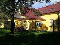 Severní Morava a Slezsko: Chalupa k pronajmutí