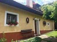Chalupa k pronájmu - dovolená Severní Morava a Slezsko rekreace Týn nad Bečvou