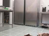 Kuchyň - chalupa k pronájmu Bouzov - Doly