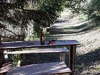 letní zahrada - Bouzov - Doly