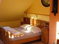 Ubytování v podhradí hradu - chalupa ubytování Bouzov - 5