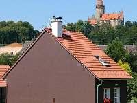 Ubytování v podhradí hradu - chalupa ubytování Bouzov - 2