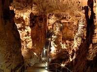 Javoříčské jeskyně (13km) - Kladky