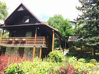 Chata k pronajmutí - okolí Hraničných Petrovic