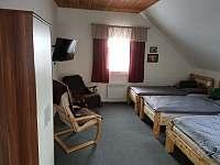 Pokoj č. 3 v patře. - Hačky