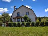 Týn nad Bečvou rodinný dům  ubytování