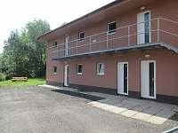 ubytování na Olomoucku Apartmán na horách - Potštát