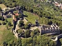 Majestátní hrad Helfštýn (+ nový lanový park) - Penčice