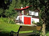 Naše zrekonstruovaná chata 2 - ubytování Penčice