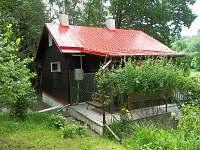 Naše zrekonstruovaná chata 3 - k pronajmutí Penčice