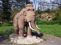 Památník Lovců mamutů Přerov - pronájem chaty Penčice