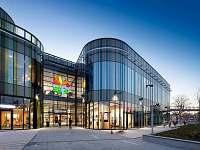"""Shopping park """"Šantovka"""" Olomouc - Penčice"""