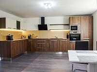 Kuchyně 2 - vila k pronajmutí Hrčava