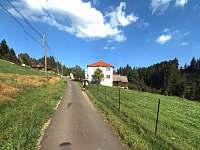 Vila na horách - zimní dovolená Hrčava