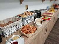 Snídaně - apartmán k pronájmu Bílá