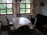 Jedna z místností na spánek či zábavu - chalupa k pronájmu Hradec nad Moravicí