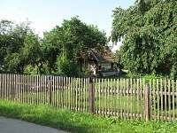 Chatky na horách - dovolená Koupaliště Šternberk rekreace Lhota nad Moravou