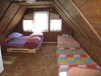 I NP spaní, 1 x dvou postel, 3x jedno postel