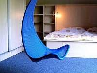 apartmá Standard / ložnice, houpačka pro děti...