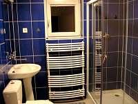 koupelna apartmánu Standard plus