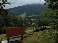 Pohled na Tyru od chaloupky - chata k pronájmu Třinec - Tyra