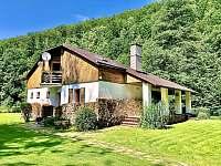 ubytování Májůvka na chatě