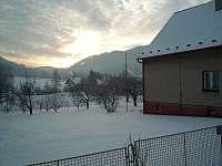 Zima na Hukvaldech -
